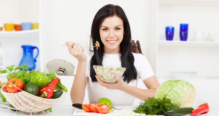 Alimentarse de forma saludable